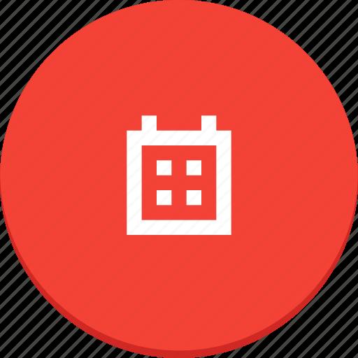 calendar, date, design, event, material, schedule icon