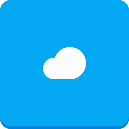 cloud, content, data, material design, online, storage, sync icon