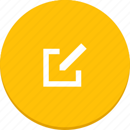 design, edit, material, pen, text icon