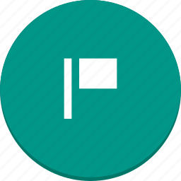 design, flag, material, notification, warning icon