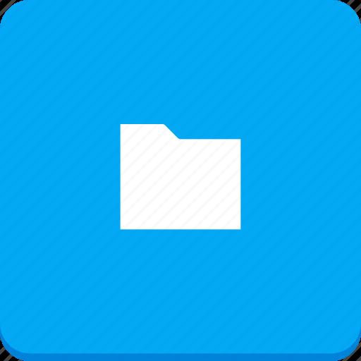 content, data, folder, material design, storage icon