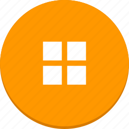 design, grid, material icon