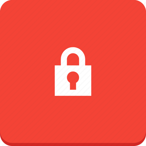lock, material design, password, protection, security icon