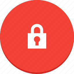 design, lock, material, password, protection, security icon