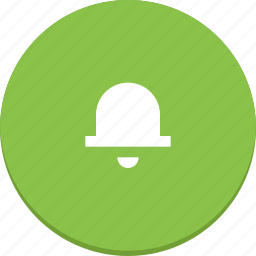 bell, design, material, notification, ring icon