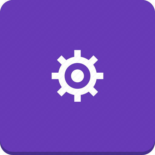 adjustments, cog, edit, material design, settings icon