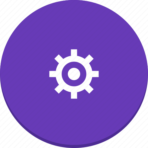 adjustments, cog, design, material, profile, settings icon