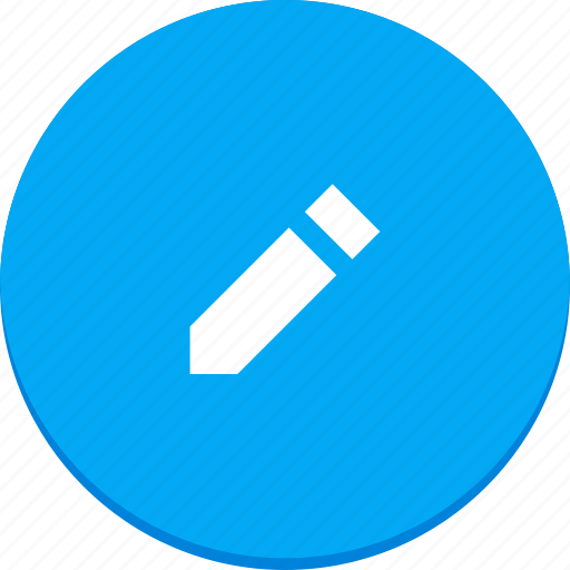 design, edit, material, pen, text, write icon