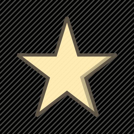like, prize, star icon