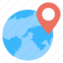 geography, global location pointer, global positioning service, gps, location navigation icon