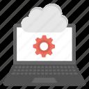 cloud client, cloud computing process, cloud connection management, cloud hosting, internet hosting icon
