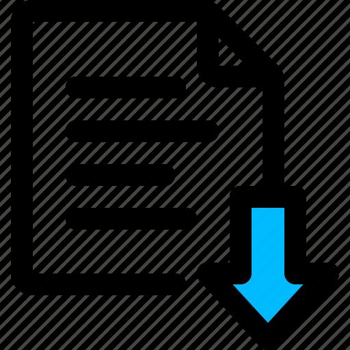 access, data, raw icon