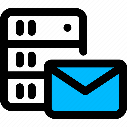 email, mail, mx entry, server icon