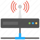 internet connection, wifi modem, wireless connection, wireless router, wlan icon