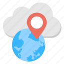 geography, navigation technology, online locationing concept, seo search, web locationing icon