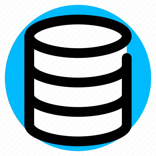 database, mysql, server, sql, storage icon