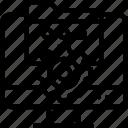 access, setting, ftp, data, transfer icon