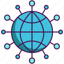connection, internet, internet connection icon