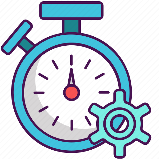 performance, seo, seo performance, stopwatch, timing icon