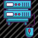 control, database, hosting, serveer administration, server, server admin icon