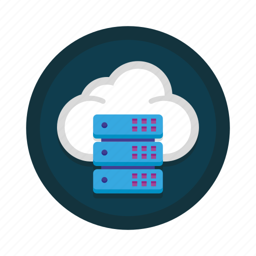 Cloud, database, computing, data, hosting, server, storage icon - Download on Iconfinder