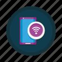 4g, data, internet, lte, mobile, network, wifi icon