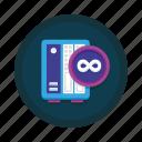 cloud, data, database, hosting, storage, unlimited icon