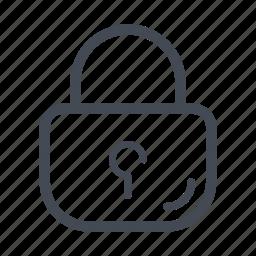 door, handyman, lock, safe, security icon