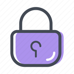 door, handyman, lock, safe, security icon