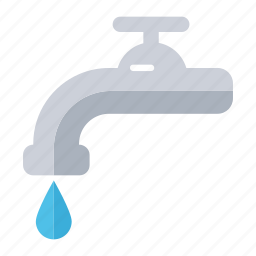 construction, faucet, plumber, tap, water tap icon