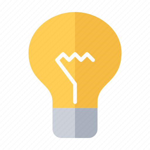 construction, electrician, elektricity, lamp, light, lightbulb icon