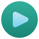 play, sound, audio, speaker, volume, video, media