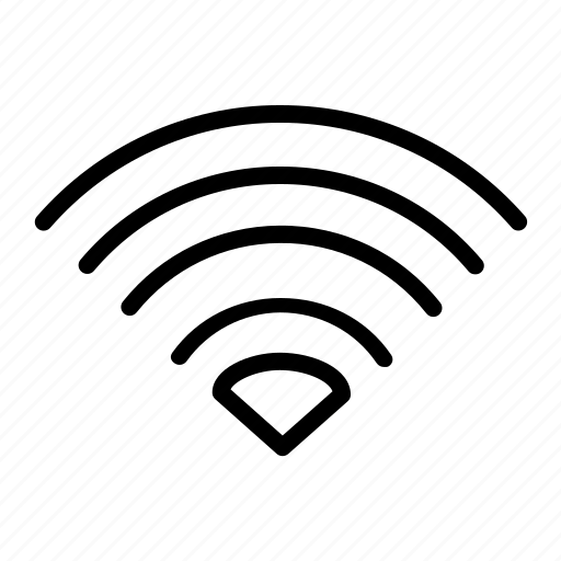 communication, connection, internet, network, online, wifi icon