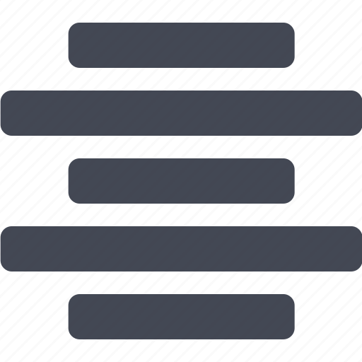 align, align center, center, text, text control icon