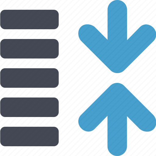 decrease vertical space, line spacing, text control, vertical, vertical height, vertical spacing icon