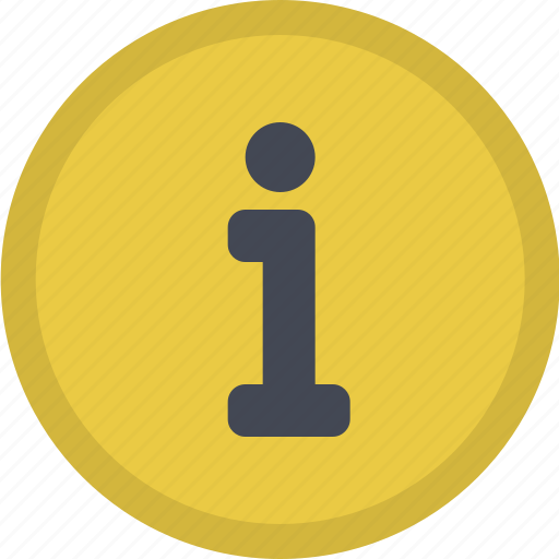 action, circle, data, info, information icon