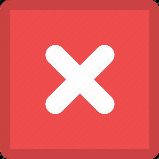 cancel, delete, delete action, forbidden, remove, remove action icon