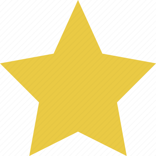 bookmark, favorite, gold star, rate, rating, star icon