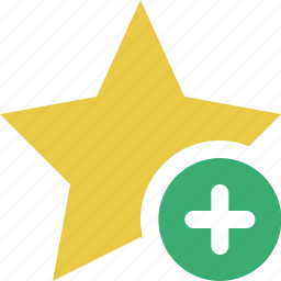 add star, bookmarks, favorites, rating, star icon