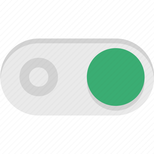 slide, slider, toggle icon