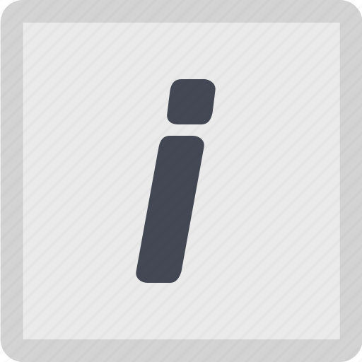 font style, italic, oblique, text style, typography icon