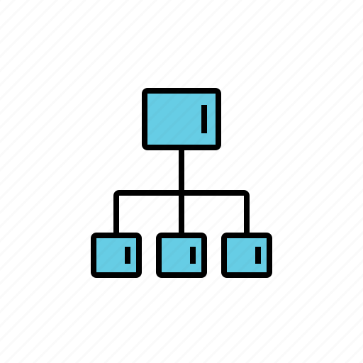 connection, network, networking, share, sharing icon