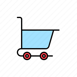buy, cart, purchase, shop, shopping, trolley icon