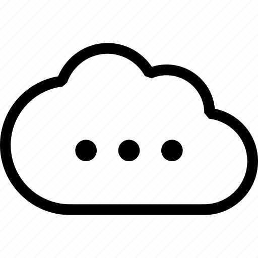 cloud, cloud pending, loading, progress, storage, uploading icon
