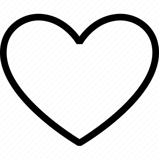adore, amore, favorite, heart, like, love, valentines icon