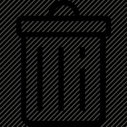 control, document, files, remove, text icon