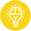 brain, brainstorm, bulb, creativity, idea, imagination, light