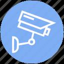 camera, cctv, safety, security, surveillance, video, vision icon