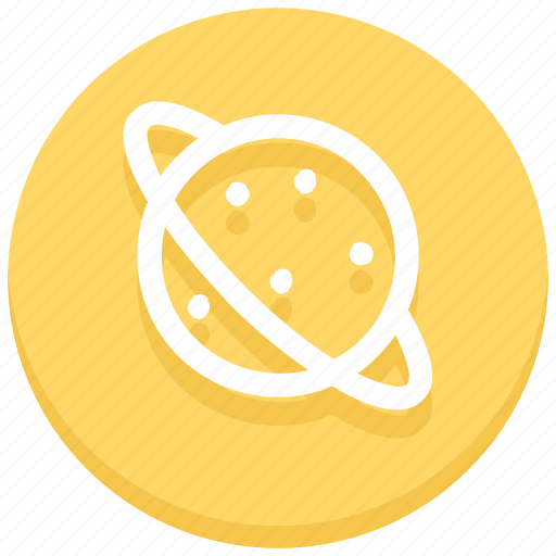 Planet, saturn, science, space icon - Download on Iconfinder