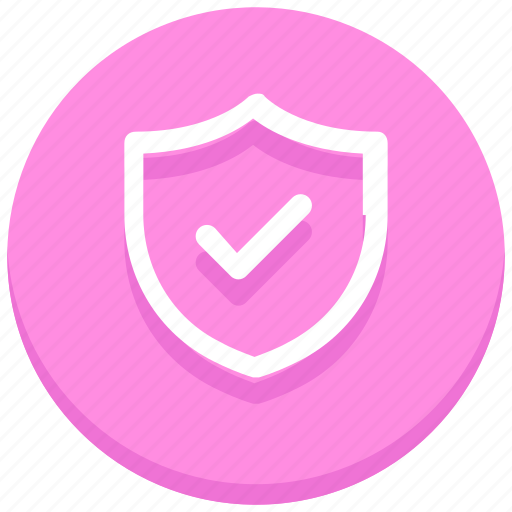 Check, protection, safety, security, shield, successfully, tick icon - Download on Iconfinder